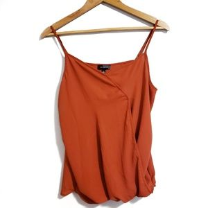 NWT The Limited Spaghetti Strap Top Size Large